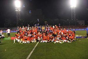 Thắng U22 Indonesia 3-0, U22 Việt Nam lần đầu tiên giành tấm Huy chương Vàng bóng đá SEA Games lịch sử!