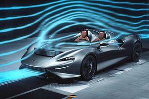 Chưa sản xuất, McLaren Elva đã được rao bán hơn 76 tỷ đồng