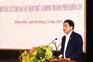 Tổ chức JEBO Nhật Bản xin lỗi Chủ tịch Hà Nội Nguyễn Đức Chung