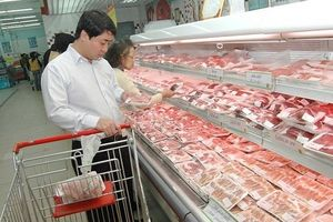 Hà Nội: Triển khai đồng bộ các giải pháp đảm bảo nguồn cung và bình ổn thị trường thịt lợn