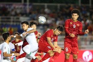 Báo Indonesia khơi lại nỗi đau của đội nhà và Việt Nam ở SEA Games