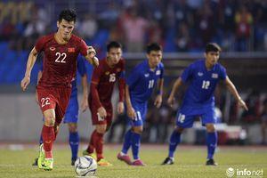 Đội hình ra sân U22 Việt Nam vs U22 Indonesia: Đức Chinh - Tiến Linh tiếp tục ra sân