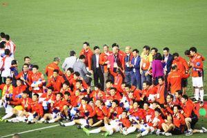 Tường trình từ Manila sau trận thắng lịch sử giành HCV của U.22 Việt Nam