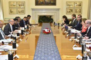 Ấn Độ và Australia tổ chức đối thoại 2+2 ngoại giao và quốc phòng