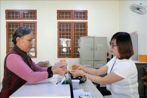 Sơn La đẩy nhanh chi trả lương hưu, trợ cấp xã hội qua thẻ điện tử