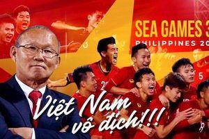Rạo rực với áng thơ 'Hành trình vô địch SEA Games'