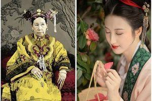 Trước khi bị ép chết, con dâu xinh đẹp nói 3 câu khiến Từ Hi Thái Hậu choáng váng
