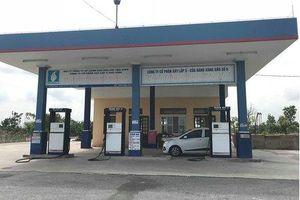 Thái Bình: Công ty CP xây lắp 5 Thái Bình kinh doanh xăng dầu không phép
