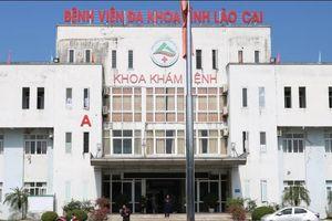 Bệnh viện đa khoa tỉnh Lào Cai thông tin về kết luận thanh tra của tổng cục môi trường