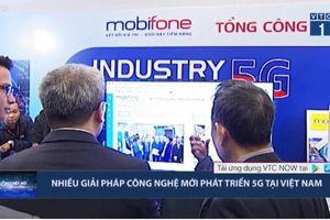 'Cứu tinh' đưa 5G phát triển tại Việt Nam
