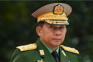 Mỹ trừng phạt Tổng tư lệnh Các lực lượng vũ trang Myanmar
