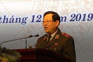 Thiếu tướng Nguyễn Hữu Cầu trả lời về vụ 700 kg ma túy đá