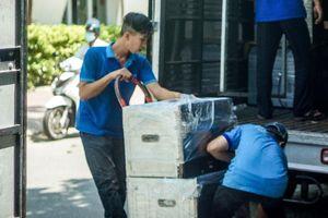 Dịch vụ chuyển nhà trọn gói giá rẻ tại TP.HCM của Phú Mỹ Express