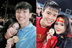 Từ AFF Cup đến SEA Games, Văn Hậu và các cầu thủ đều tặng bạn gái HCV