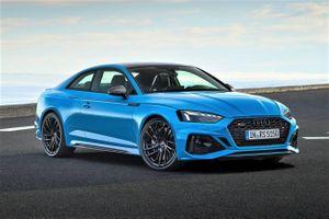 Dòng xe hiệu suất cao Audi RS 5 phiên bản 2020 ra mắt