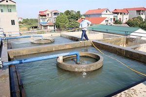 Giải 'cơn khát' nước sạch nông thôn