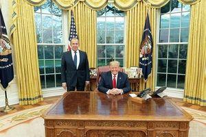 Tổng thống Mỹ và Ngoại trưởng Nga đánh giá tích cực cuộc gặp tại Nhà trắng