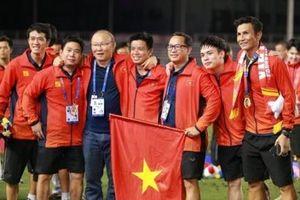 Chiều nay, Thủ tướng gặp mặt hai đội tuyển bóng đá vô địch SEA Games 30