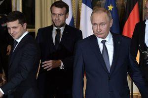 Nga đánh giá thế nào về cuộc gặp giữa Tổng thống Putin và Tổng thống Ukraine?