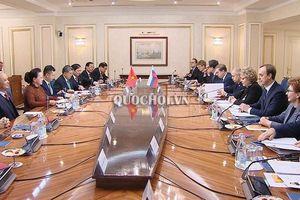 Thúc đẩy hợp tác Việt - Nga ngày càng đi vào chiều sâu và hiệu quả