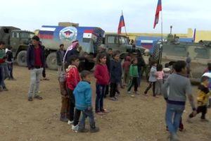 Quân đội Nga lần đầu tiên tiến vào sào huyệt cũ của IS ở Syria