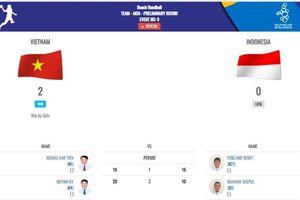 Lại thắng Indonesia để vượt Thái Lan, Việt Nam giành HCV cuối cùng của SEA Games 30