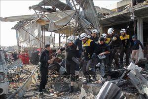 Nga, Thổ Nhĩ Kỳ, Iran quan ngại các nhóm khủng bố tại Syria