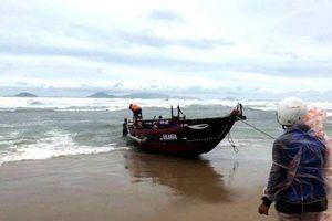Đã tìm thấy thi thể người cha mất tích khi đi đánh cá trên biển