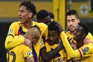 Ansu Fati phá kỷ lục cầu thủ trẻ nhất ghi bàn ở Champions League