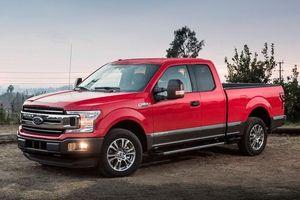 Top 5 ôtô bán chạy nhất 9 tháng đầu 2019 tại Mỹ