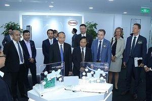 Khai trương trung tâm kỹ thuật keo và chất kết dính công nghệ cao tại Bắc Ninh