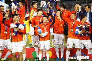 Báo Thái Lan tâm phục, khẩu phục chức vô địch SEA Games của U22 Việt Nam