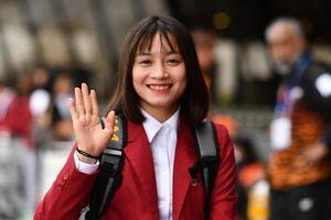 Hoàng Thị Loan và những bóng hồng sinh năm 1995 giành HCV SEA Games