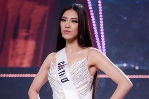 Á hậu Kim Duyên nhập viện sau vài ngày đăng quang