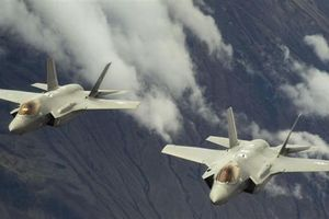 Mỹ chi khủng bảo quản F-35 sau khi trừng phạt Thổ
