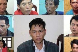 9 bị can trong vụ nữ sinh giao gà bị hiếp dâm, sát hại gây rúng động dư luận sắp hầu tòa