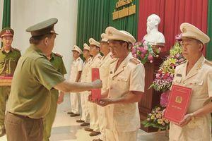 Công an tỉnh Khánh Hòa điều động 251 Công an chính quy về xã