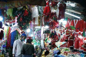 TP HCM: Rộn ràng không khí đón Giáng sinh