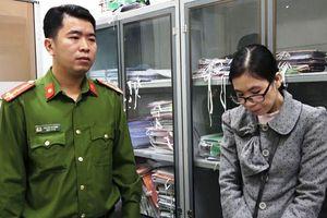 Khởi tố Phó Giám đốc Bệnh viện Đa khoa huyện Sơn Tịnh và các đồng phạm