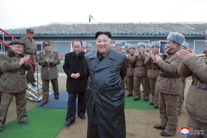 'Quà Giáng sinh' dành cho Mỹ và phép thử của Kim Jong Un