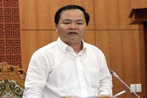 Ông Nguyễn Hồng Quang được bầu giữ chức Bí thư Thành ủy Tam Kỳ