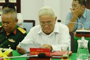 Miễn nhiệm Phó chủ tịch HĐND quận Thủ Đức xây nhà không phép