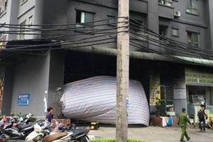 Vì sao phòng cháy chữa cháy tại các khu nhà cao tầng gặp khó?
