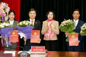 Nữ Chánh văn phòng 8X được Ban Bí thư Trung ương chỉ định chức vụ trong Đảng