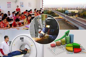 28 chỉ tiêu kinh tế - xã hội chủ yếu năm 2020 của Nghệ An