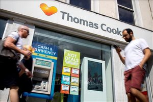 Chính phủ Đức sẽ đền bù cho khách hàng bị thiệt hại bởi vụ phá sản của Thomas Cook