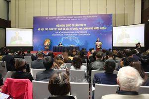 Giải pháp thúc đẩy công tác phi chính phủ nước ngoài ngày càng hiệu quả