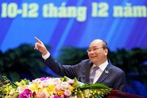 'Thanh niên phải có trách nhiệm xây dựng đất nước hùng cường'