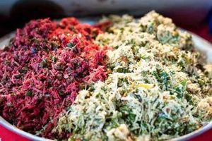 2 món salad kỳ lạ nhưng rất định phải thử khi đến Bali