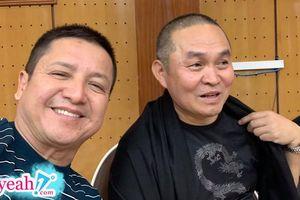 Dàn nghệ sĩ Táo Quân bắt đầu tập luyện cho hài Tết 2020, nghệ sĩ Xuân Hinh cũng góp mặt